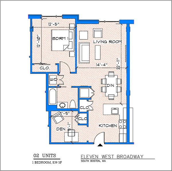 Boston Luxury Apartments: South Boston Luxury