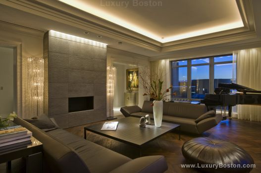 Luxury Boston Mandarin Oriental Ultra Luxury Condos