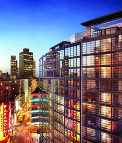 Millennium Place Condos - Midtown Boston