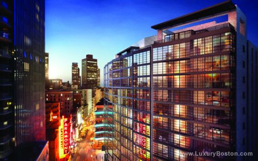 Luxury Boston Millennium Place Boston Condos Boston