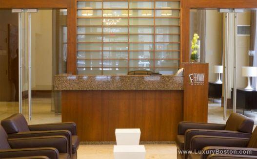 Luxury Boston Trilogy Apartments Fenway Boston Condos