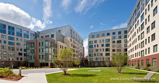 Luxury Boston Kendall Square Luxury Apartments Boston Condos