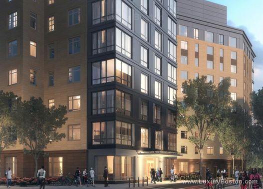 Luxury Boston Mosaic Condos New Construction