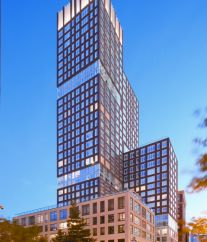 The Clarendon Condos Boston Back Bay