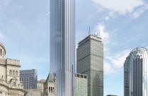 Four Seasons Private Residences One Dalton Street, Boston - 2018 New Construction