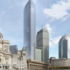 Four Seasons Private Residences One Dalton Street Boston