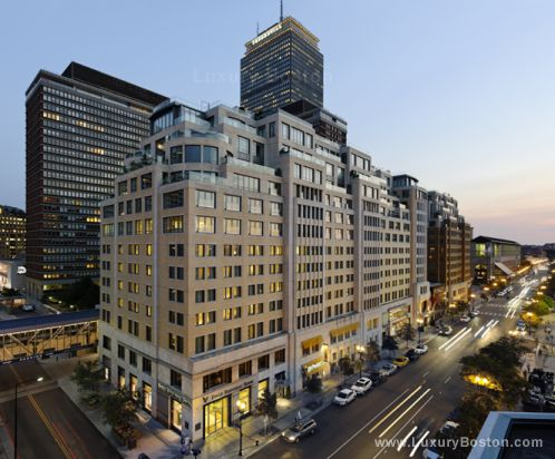 Luxury Boston Mandarin Oriental Ultra Luxury Condos Boston Condos