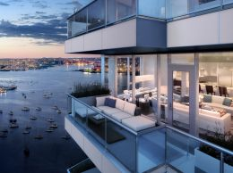22 Liberty Condos - Boston Seaport