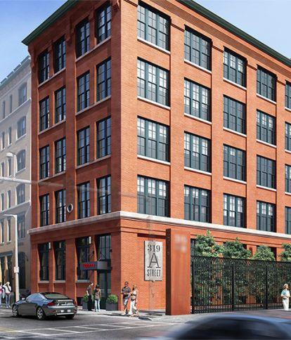 319 A Street - Fort Point Luxury Lofts