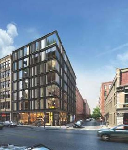 10 Farnsworth Street - Fort Point Ultra-Luxury Condos