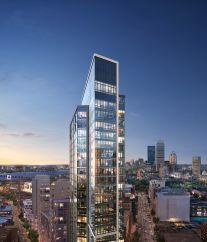 The Pierce Boston - Fenway Pre-Construction Condos