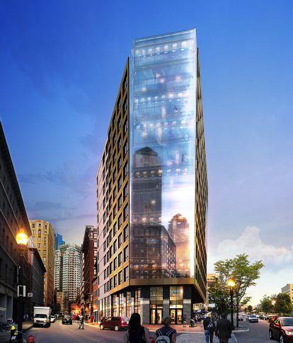 The Boulevard Condos Boston - Pre-Construction