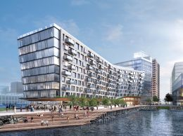 Residences at Pier 4 Boston - Pre-Construction