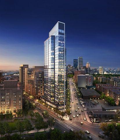Pierce Boston - Fenway Pre-Construction Condos