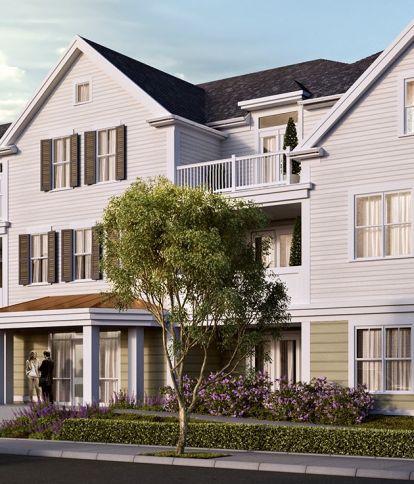 77 Court Street Condos - Pre-Construction in Newton, MA