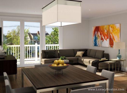Luxury Boston - 77 Court Street Condos - Newton, MA Boston