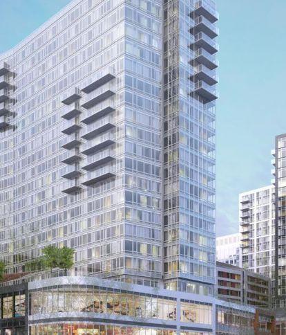 The Benjamin Boston Seaport - Ultra Luxury Apartments