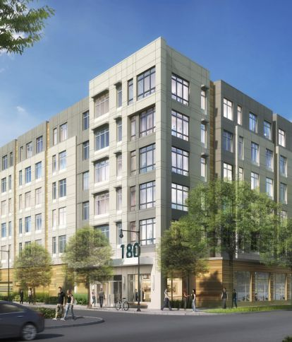 Telford 180 - New Construction Condos in Allston