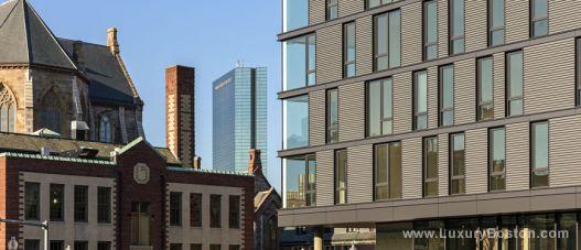 Luxury Boston - Girard Apartments - South End Boston ...