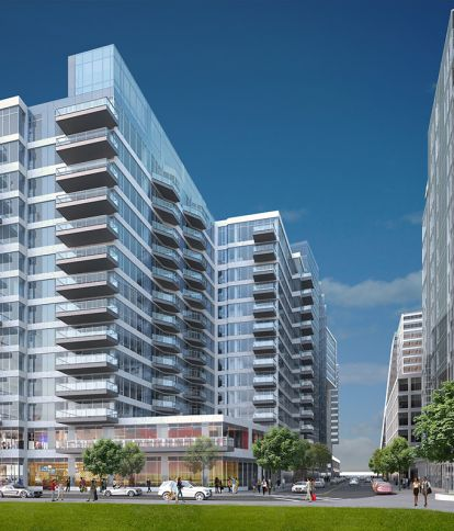 50 Liberty - New Construction Seaport Condos