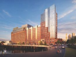 Lovejoy Wharf - New Construction Waterfront Condos