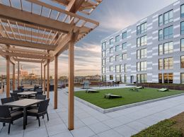 Flats on D - South Boston Luxury Apartments