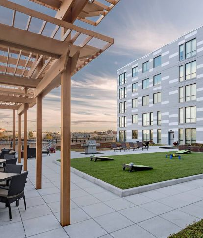 View More · Flats On D   South Boston Luxury Apartments ...