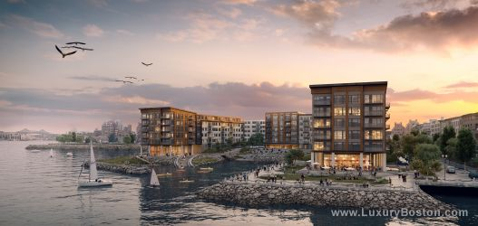 Prime Luxury Boston Slip 65 At Clippership Wharf Boston Condos Interior Design Ideas Grebswwsoteloinfo