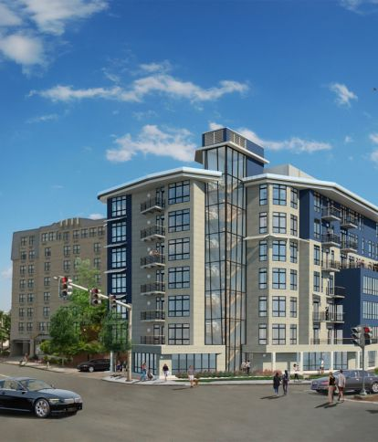 Point 262 Condominiums - New Construction in East Cambridge