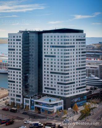 Luxury Boston 100 Pier 4 Apartments Boston Condos
