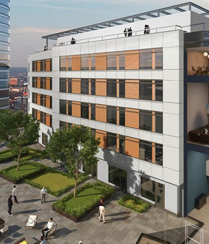 Via Apartments - Boston Seaport - New Construction