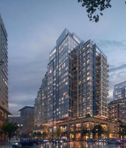 Echelon Seaport Boston - Condos and Apartments