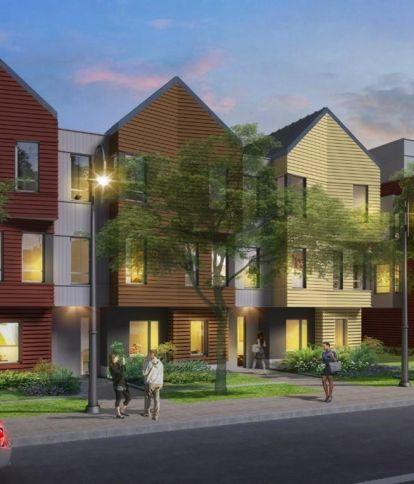 Tilia Jamaica Plain - New Construction Condos