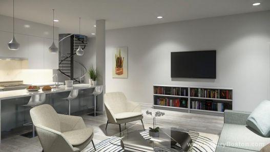 Luxury Boston 39 A Street New Construction Condos In
