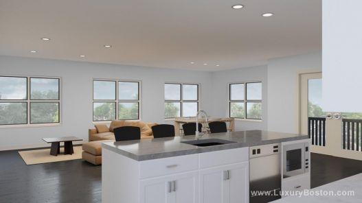 Luxury Boston - 150 West Broadway - Pre-Construction Condos