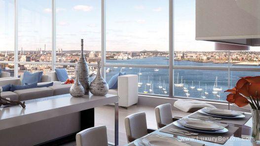 Luxury Boston 50 Liberty New Construction Seaport