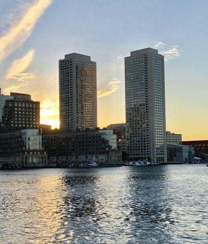 Harbor Towers - Boston Waterfront Condos