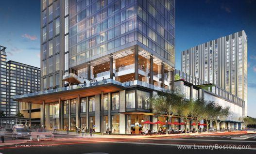 Luxury Boston St Regis Residences Pre Construction