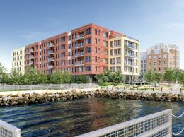 The Mark - New Construction on East Boston Waterfront