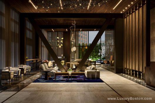 Luxury Boston - Nema Boston Seaport - New Construction ...