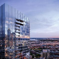 Raffles Residences and Hotel in Back Bay - Boston, MA                     																						NEW CONSTRUCTION