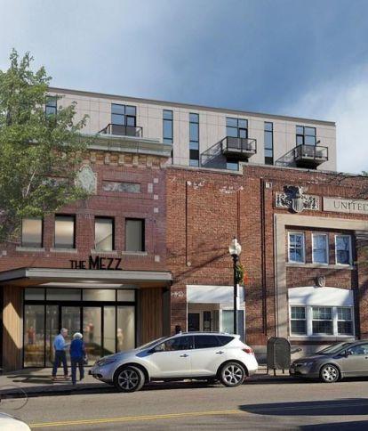 The Mezz - South Boston New Construction Condos