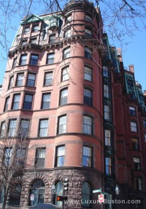 Apartment Building Boston luxury boston - the tudor boston - beacon hill boston condos