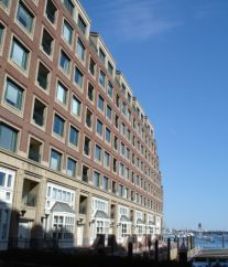 Rowes Wharf - Boston Waterfont