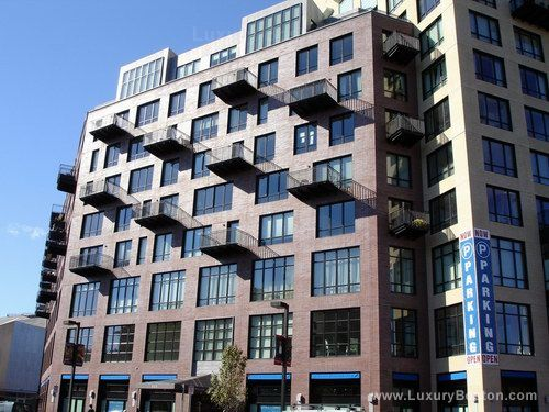 Luxury Boston - Atelier 505 - Boston South End Boston Condos