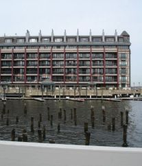 Burroughs Wharf Boston Condos