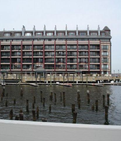 Burroughs Wharf Boston Condos