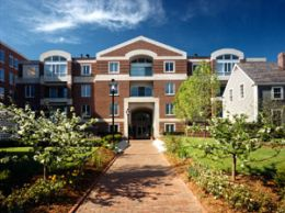 University Green - Harvard Square Condominiums