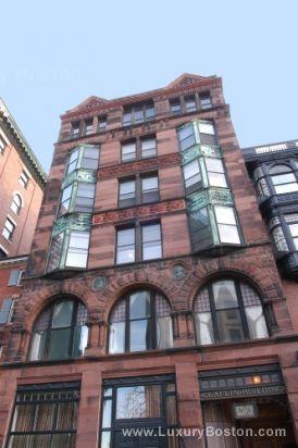 Luxury Boston The Claflin Beacon Hill Boston Condos