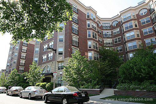 Luxury Boston Landmark Apartments Boston Condos